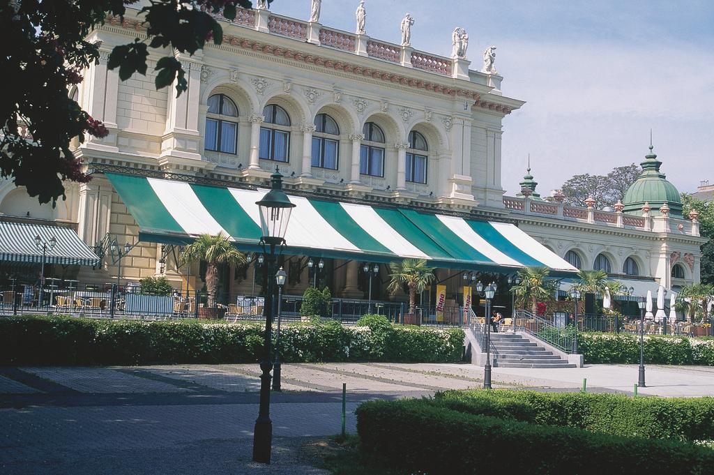 Kursalon im Wiener Stadtpark