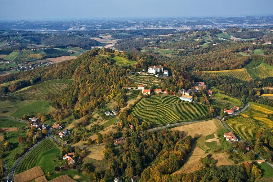 Landschaft bei Bad Gleichenberg © Österreich Werbung, Fotograf: Homberger
