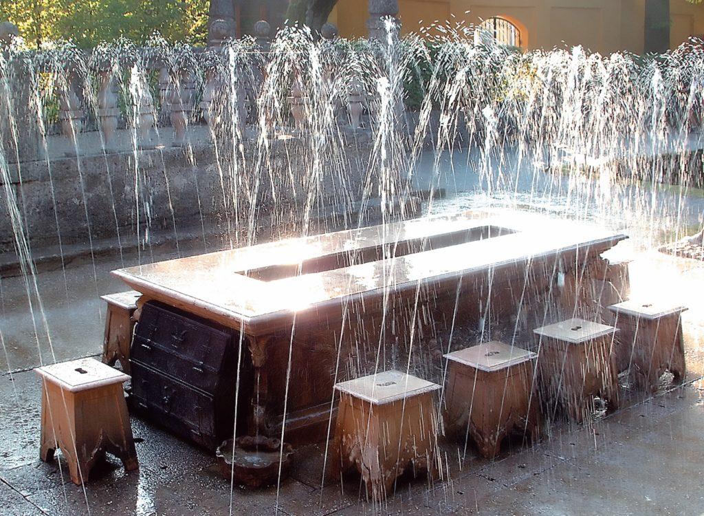 Wasserspiele - (c) SalzburgerLand