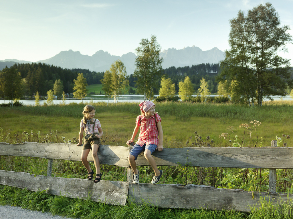 Schwarzsee © Österreich Werbung, Fotograf: Peter Burgstaller