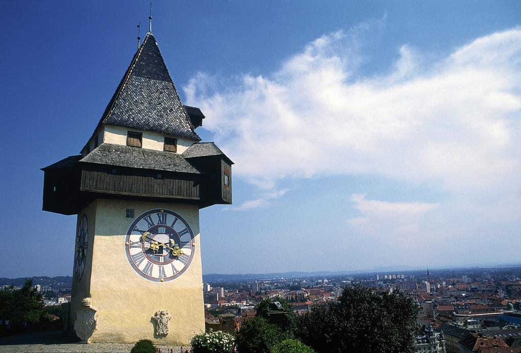 Uhrturm in Graz © Österreich Werbung, Fotograf: Diejun Einschränkung: keine