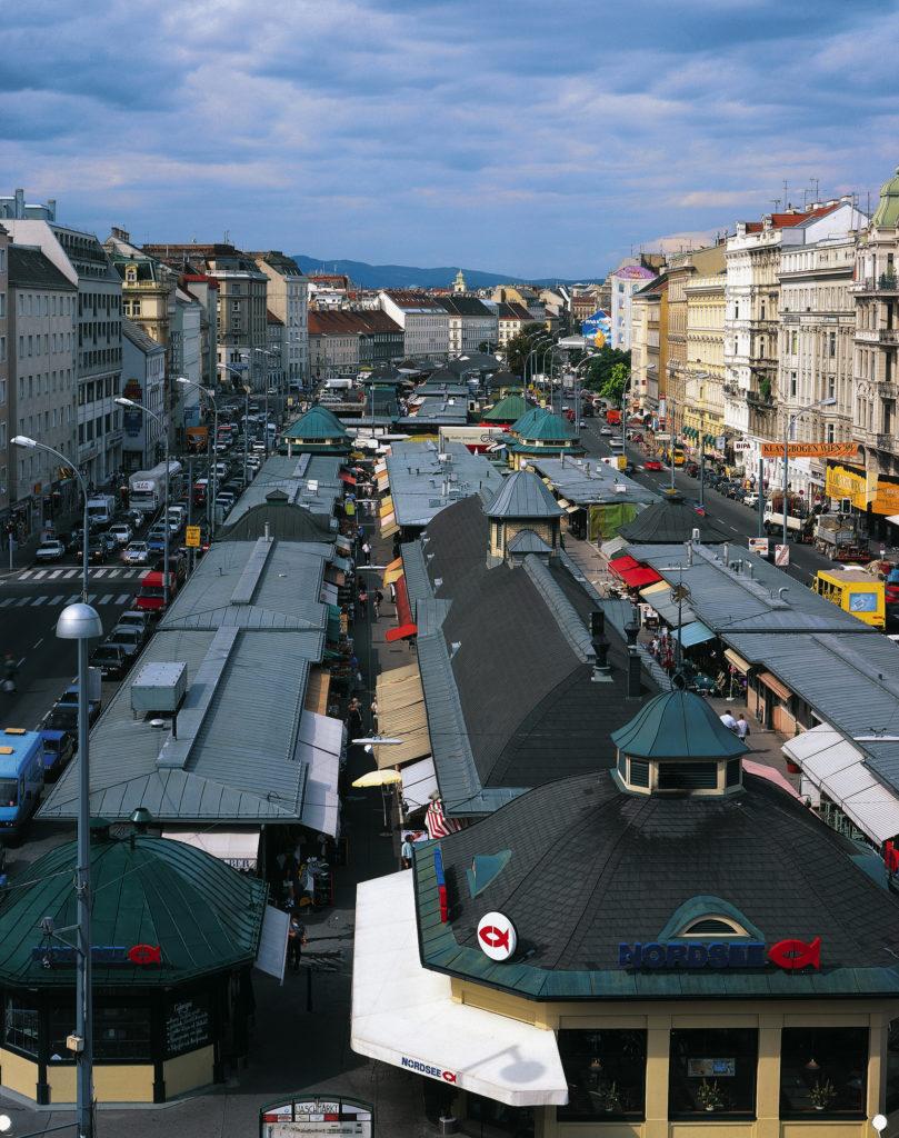 Naschmarkt. (c) Wien Tourismus