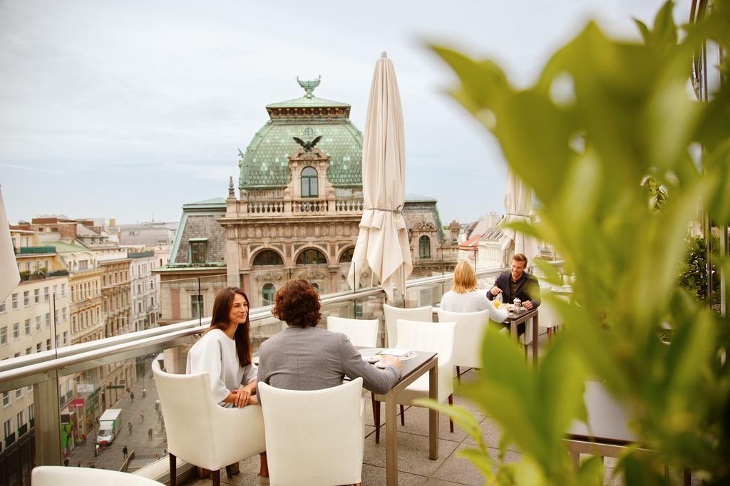 Restaurant des Do & Co am Stephansplatz © WienTourismus/Peter Rigaud