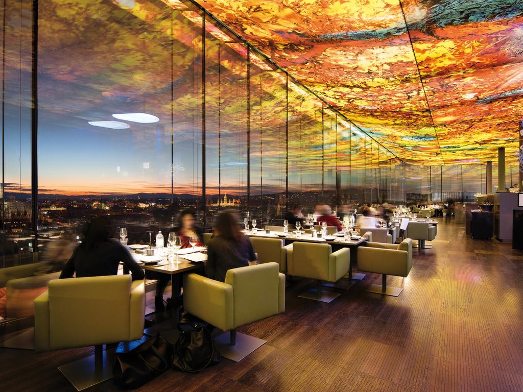 Das Loft Restaurant, Sofitel Vienna Stephansdom ©WienTourismus/Christian Stemper
