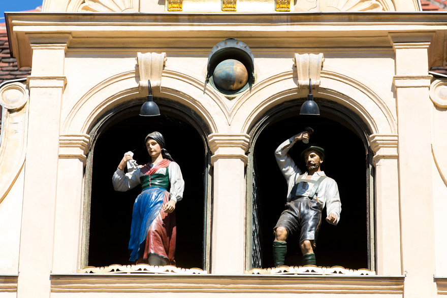 Glockenspiel © Graz Tourismus - Harry Schiffer