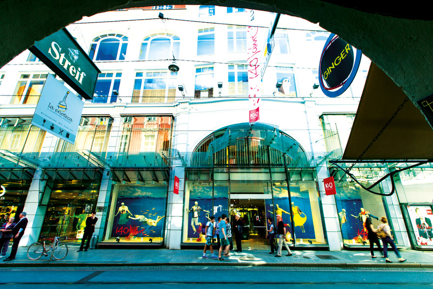 Shopping & Lifestyle © Graz Tourismus - Harry Schiffer