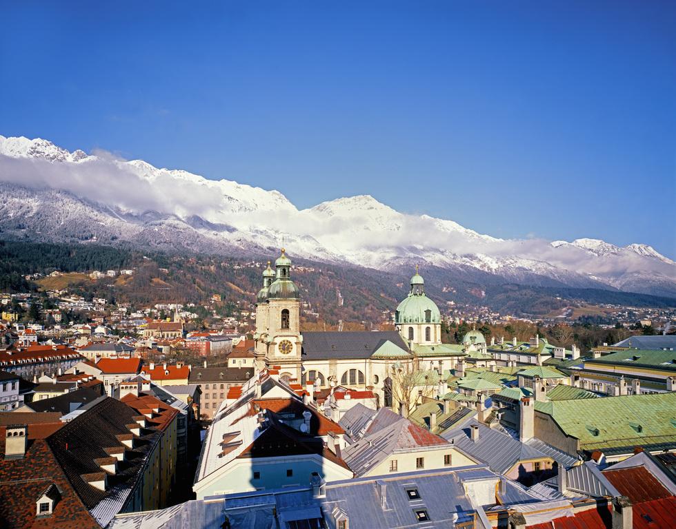 Innsbruck, Tirol © Österreich Werbung, Fotograf: Popp Hackner
