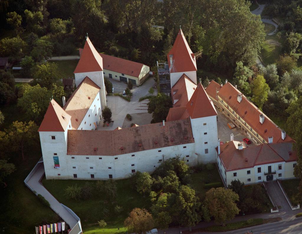 Schloss Orth und Schlossinsel. (c) Schloss Orth / Kovac